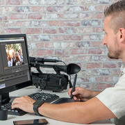 FWS Provided Video and Photo Editing Services for European Wedding Photographer
